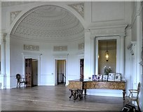 SE4017 : The Top Hall, Nostell Priory by David Dixon
