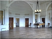 SE4017 : Nostell Priory, Top Hall by David Dixon