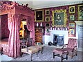 SE4017 : Crimson Room, Nostell Priory by David Dixon