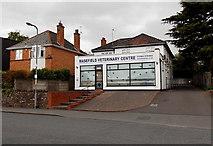 SO7845 : Masefield Veterinary Centre, Barnards Green, Malvern by Jaggery