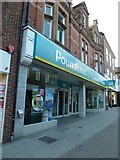 SY6990 : Poundland, South Street by Basher Eyre