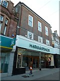 SY6990 : M & S, South Street by Basher Eyre