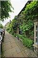 SP2512 : Cottages, High Street, Burford by Dave Hitchborne