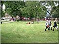 TQ3276 : Camberwell Green 5:30 pm by Robin Stott