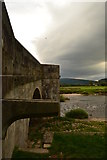 SE0361 : Burnsall Bridge by Peter Barr