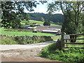 SK3450 : Lawn Farm by John Slater