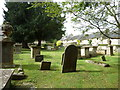 ST7359 : Combe Hay Churchyard (a) by Basher Eyre