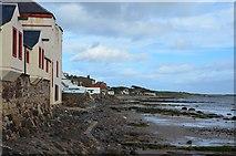 NO4102 : Lower Largo coast by Jim Barton