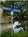 TQ2076 : Orange Way after Wiltshire (608) by Shazz