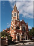 SU7682 : Christ Church United Reformed Church, Henley-on-Thames by Michael FORD