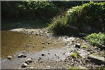 SW3629 : Stream at Nanjulian by Elizabeth Scott