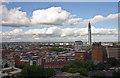 SP0687 : Birmingham skyline featuring BT Tower by Jim Osley