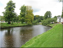 NY6820 : River Eden, Appleby by G Laird