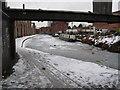 SP0989 : Aston under snow 5-Birmingham by Martin Richard Phelan