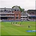 TQ2682 : Lord's: the ninth wicket by John Sutton