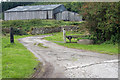 SD2288 : Farm entrance at Mireside by Tom Richardson