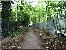 TQ6674 : Mark Lane, Gravesend by Chris Whippet