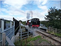 SO2508 : Railway bridge over Varteg Road by Christine Johnstone