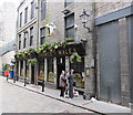 NJ9406 : The Prince of Wales, St Nicholas Lane, Aberdeen by Bill Harrison