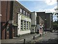 SP1195 : Parade of Art Deco buildings, Maney Corner by Robin Stott