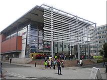 SK5803 : The Campus Centre, De Montfort University by Richard Vince