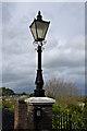 TQ9220 : Lamppost by Ian Capper