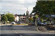 SP2871 : Abbey End, Kenilworth by Bill Boaden