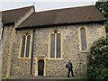 TQ4666 : All Saints, Orpington: old chancel by Stephen Craven