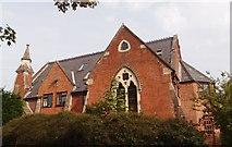 SU9567 : Former Sunningdale Congregational Church by Michael FORD