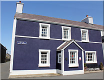 SN4562 : Pen Cei Guest House 3 Quay Parade by Jo Turner