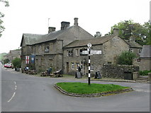 SD9062 : The Buck Inn, Malham by G Laird