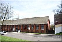 SU8651 : Maida Gymnasium by N Chadwick