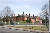 SU8651 : South East District General Building of Officers Commanding by N Chadwick