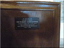 ST6316 : Sherborne Abbey: memorial (xxxviii) by Basher Eyre