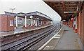 TQ3174 : Herne Hill station, 1992 by Ben Brooksbank