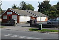 SS6395 : Kingdom Hall of Jehovah's Witnesses, Fforestfach, Swansea by Jaggery