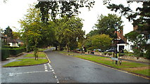 TQ0893 : Wolsey Road, Moor Park by Malc McDonald