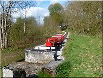 SK2855 : Steeple Grange Branch Line by Des Blenkinsopp