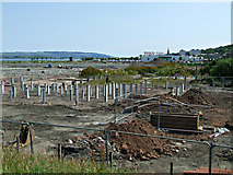 NS3174 : Former Kingston shipyard site by Thomas Nugent