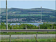 NS3174 : Cardross from Port Glasgow by Thomas Nugent