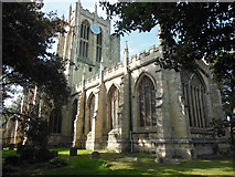 TA0432 : The Church of St Mary the Virgin, Cottingham by Bill Henderson