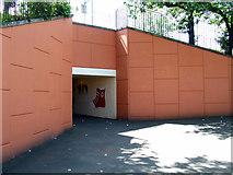 NS6460 : Main street pedestrian subway by Thomas Nugent