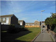 TA1033 : Houses on Perran Close, Bransholme, Hull by Ian S