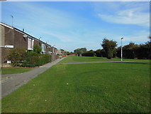 TA1033 : Houses on Stroud Crescent West, Bransholme by Ian S