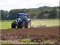 TG1520 : Field Preparation near Locks Farm by Adrian Cable