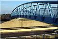 TL0245 : Footbridge over the A421 by Philip Jeffrey