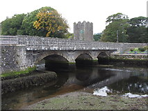 D3115 : Bridge across the Glenarm River, Glenarm by Gareth James