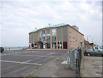 SY6878 : Weymouth Pavilion by Mike Faherty