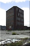 NS2776 : Glebe Sugar House Refinery (Former), Ker Street, Greenock - 1 by Terry Robinson