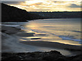 SN2751 : Sunset at Tresaith by Dave Croker